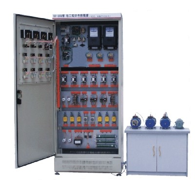 中级电工、电拖实训考核装置