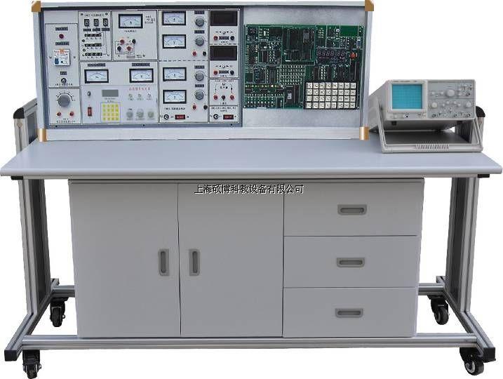 模电,数电,单片机实验开发系统综合实验室成套设备