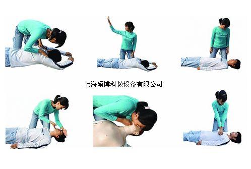 心肺复苏急救操作步骤