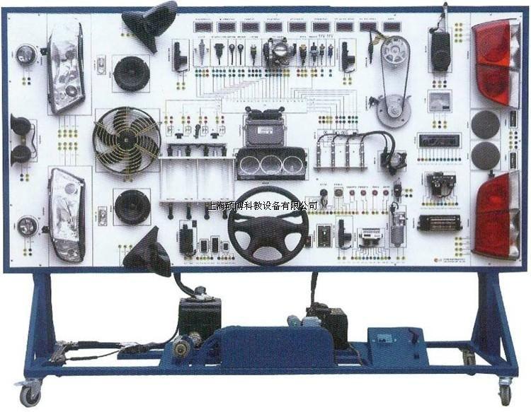 长丰猎豹CS6汽车全车电器实训台 汽车长丰猎豹CS6 全车电器实训台,汽车实训台产品以长丰全车电器实物为基础,展示灯光系统、仪表系统、点火系统、起动系统、充电系统、发动机电控系统、舒适系统、喇叭系统、电动车窗系统、电动门锁系统、雨刮系统、音响等各系统的组成结构和工作过程。适用于长丰猎豹CS6 汽车全车电器实训台  (一)产品简介 汽车实训台产品以长丰全车电器实物为基础,展示灯光系统、仪表系统、点火系统、起动系统、充电系统、发动机电控系统、舒适系统、喇叭系统、电动车窗系统、电动门锁系统、雨刮系统、音响等各系