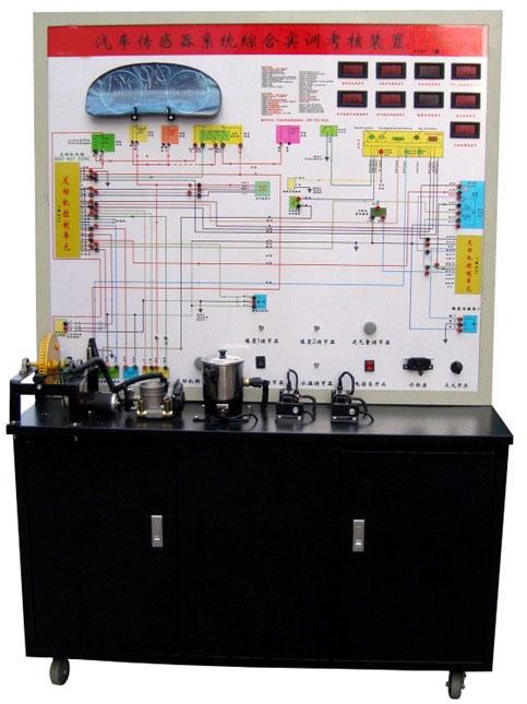 帕萨特  sb-qc623    24    发动机电控系统示教板(帕萨特)