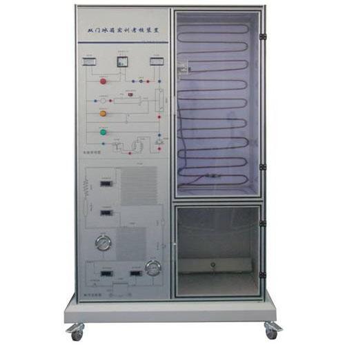 电冰箱电气线路器件的认识和测量 6.