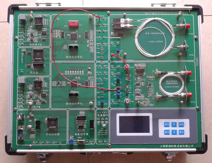 [产品型号]:sb8644[产品名称]:光纤通信实验箱[价 格]:7600元[在线