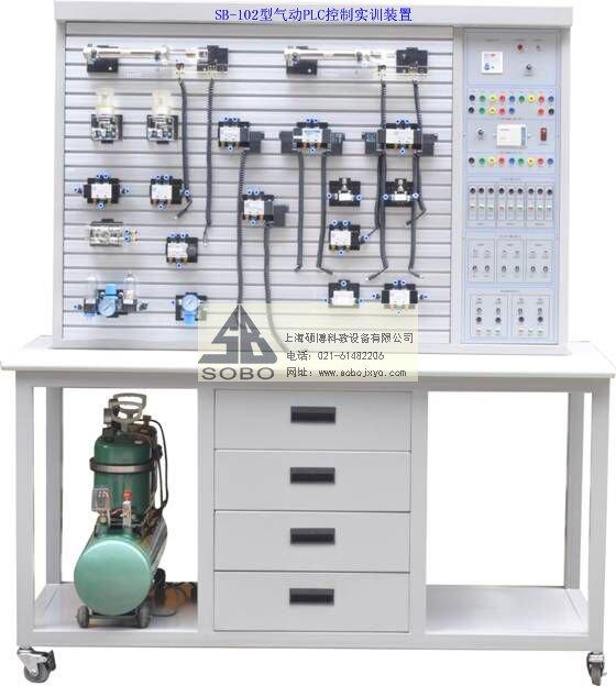 plc模块 1 块 9 气泵 空气压缩机 1 只 10 qgx25ⅹ100 单作用气缸 2