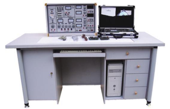 模电,数电,通信原理教学实验装置综合实验台