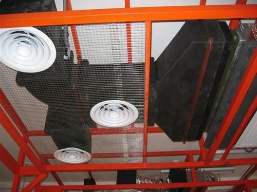 家用冷水式中央空调实训装置